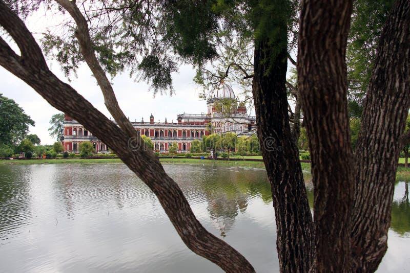 Cooch Behar Palace, igualmente chamado Victor Jubilee Palace foto de stock royalty free