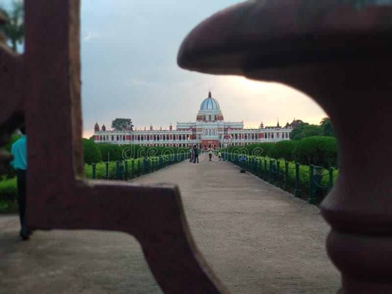 Coochbehar Rajbari fotografia de stock