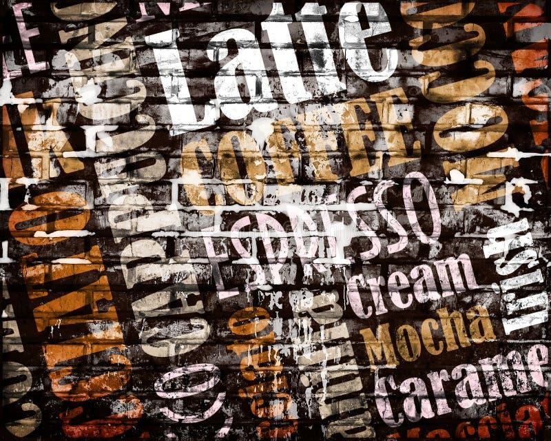 Cooffe background vector illustration