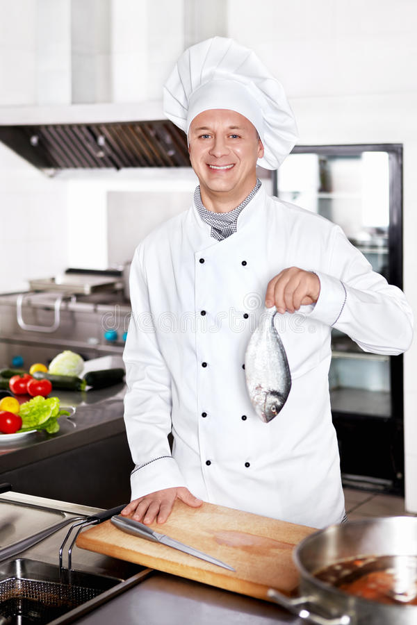 Download Cook stock image. Image of cooking, stove, adult, chefs - 24580301