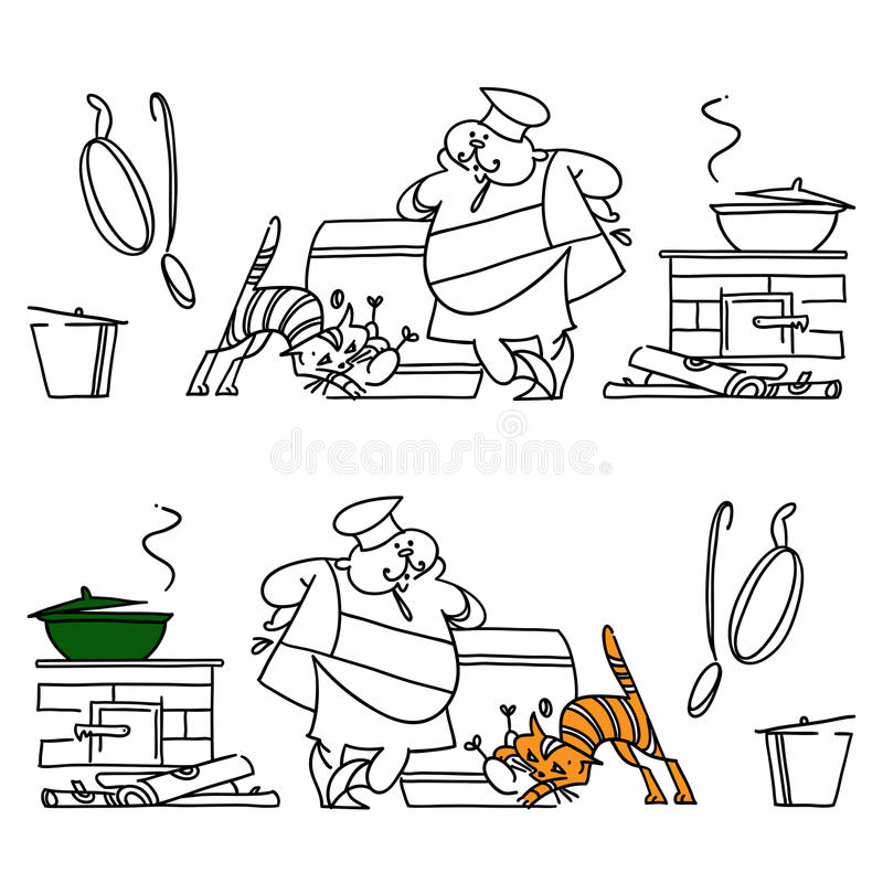 how to cook pork for cats