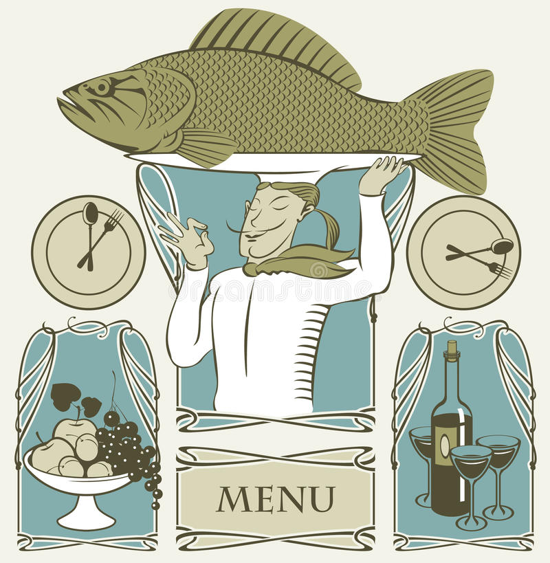 Download Cook Fish Royalty Free Stock Images - Image: 23882729