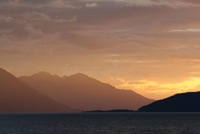 Cook Inlet Alaska stock photos