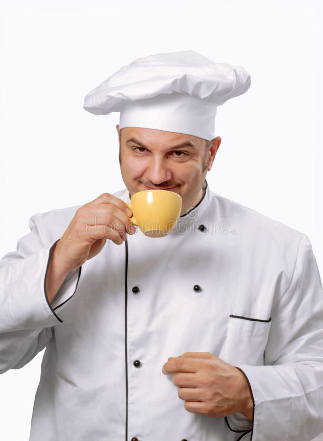 Download Cook panel. stock image. Image of happy, quality, portrait - 29207393