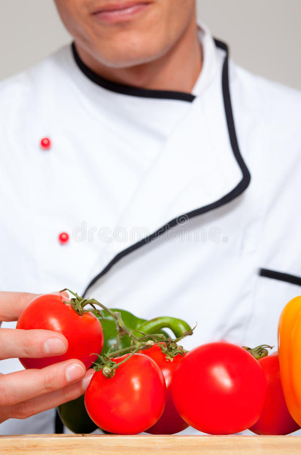 Download Cook tomatoe stock image. Image of fresh, object, happy - 13228307