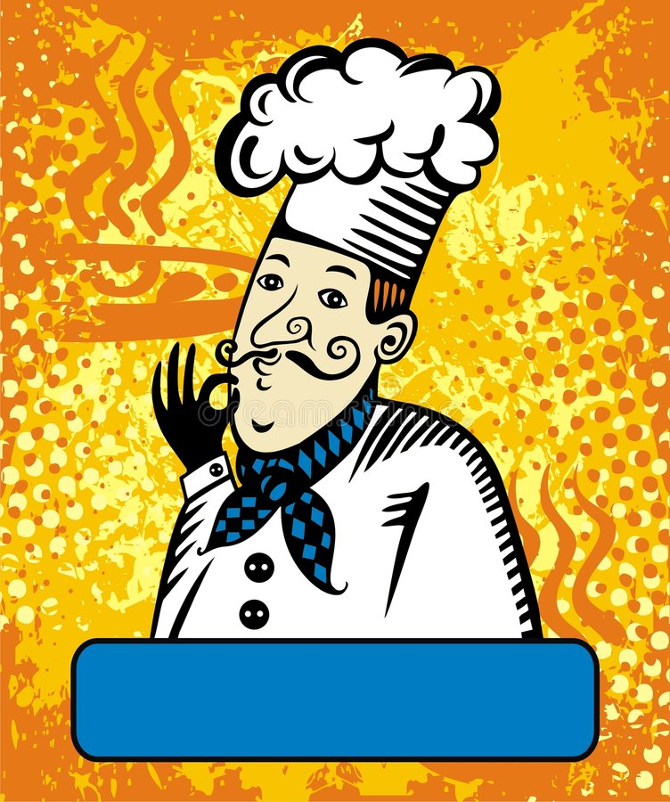 Cook vector logo. Designed cook vector for logo