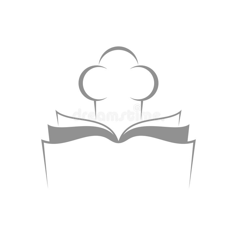 cookbook royalty ilustracja