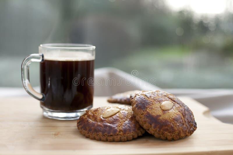 Cookie Break royalty free stock image