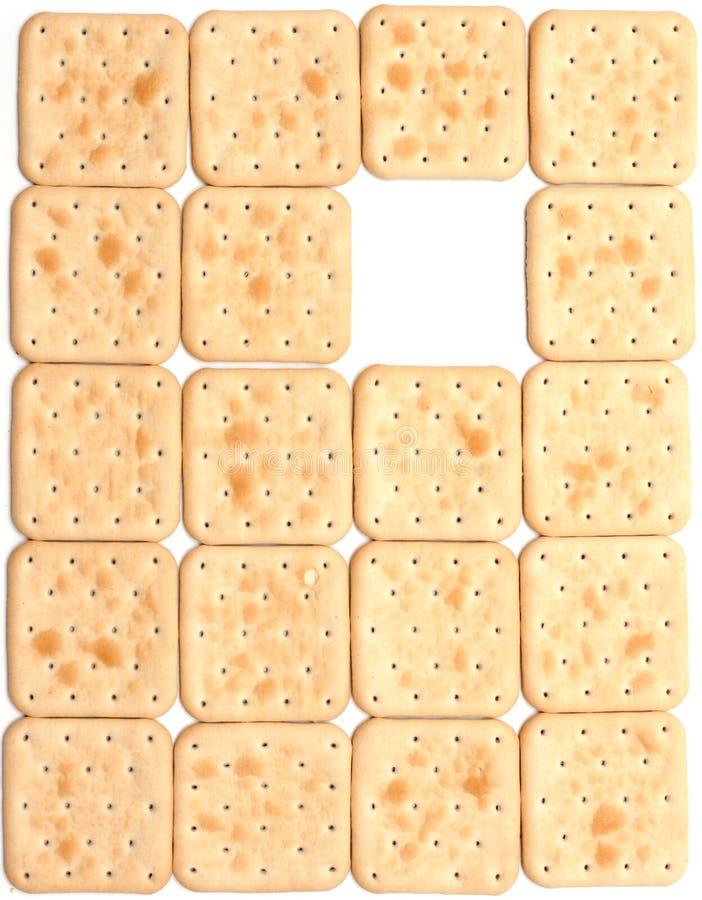 Download Cookie of the cracker stock image. Image of cracker, gourmet - 10138105