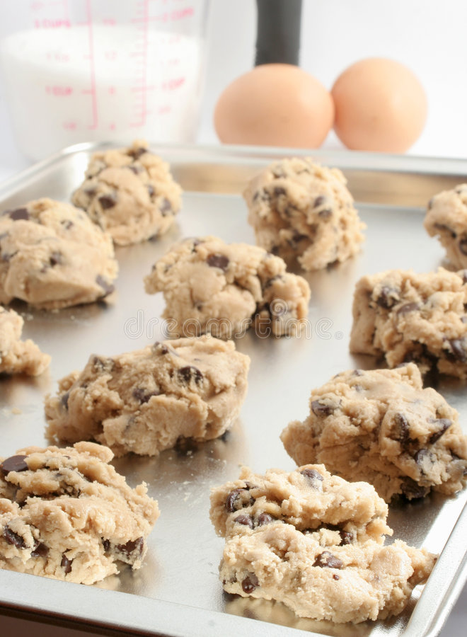 Free Cookie Dough Stock Photos - 1251213