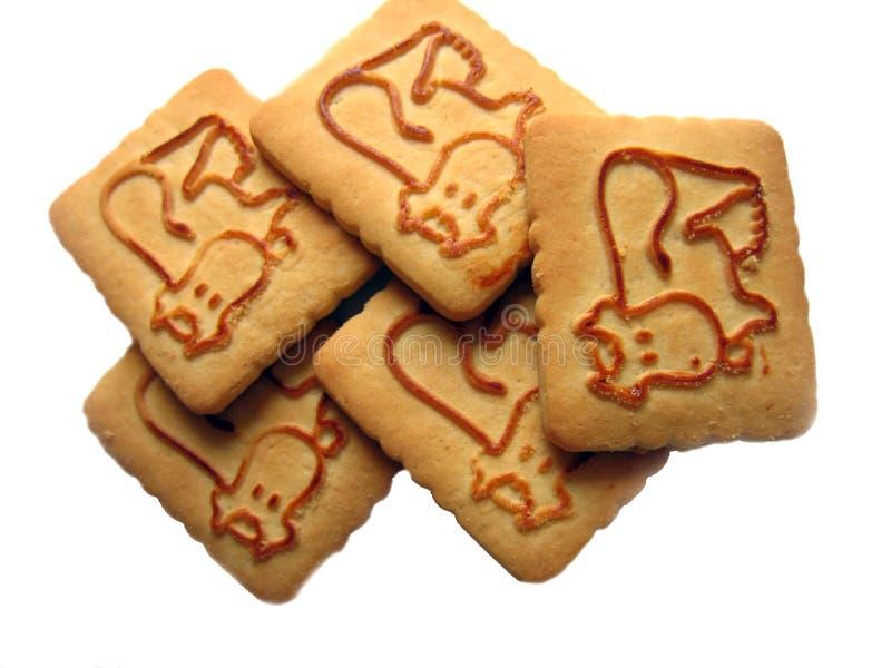 cookie krowa obrazy stock