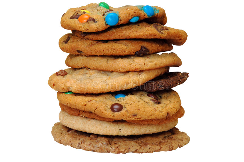 Cookie Stack stock images