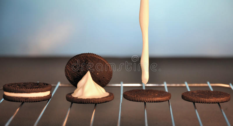 Cookies royalty free stock photography