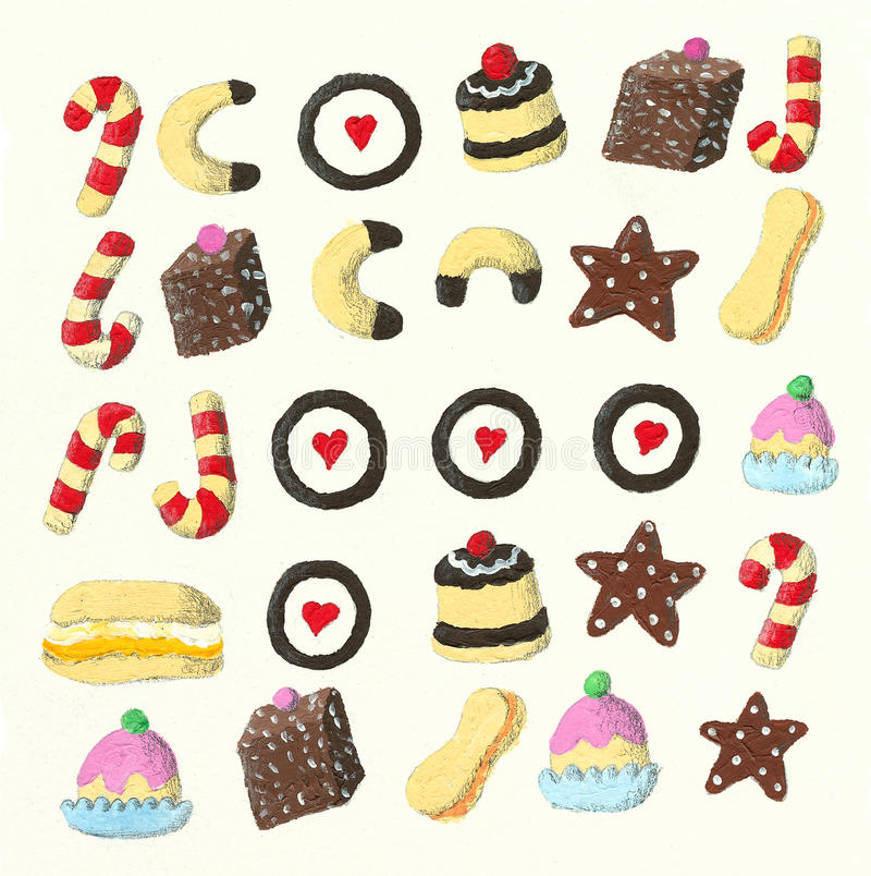 Download Cookies Stock Photos - Image: 15224143