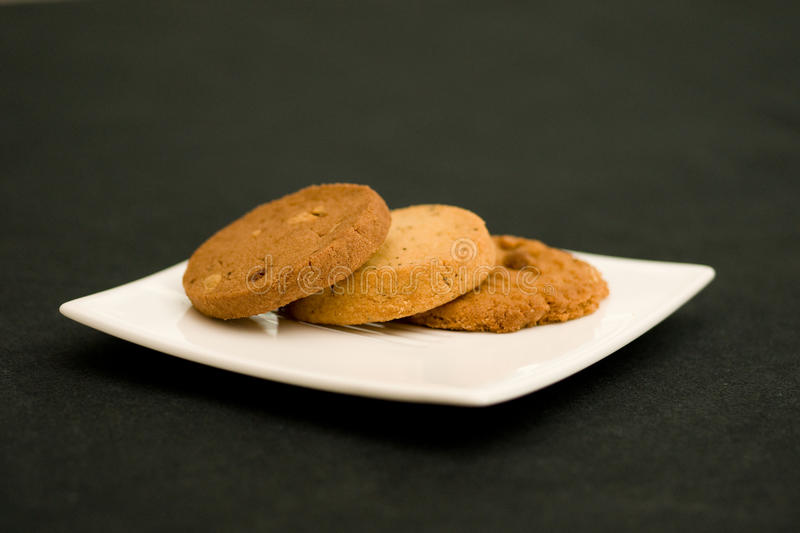 Download Cookies stock image. Image of stack, pastry, dessert - 27246897