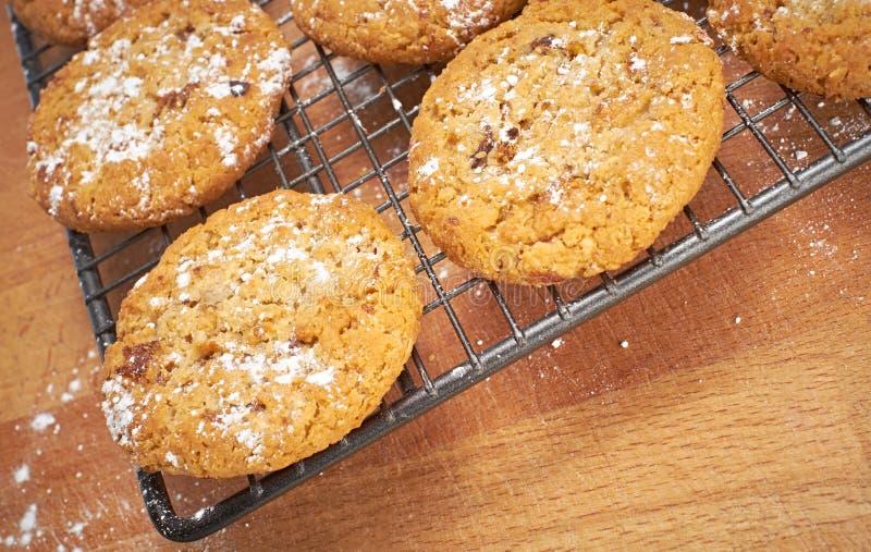 Cookies royaltyfria bilder