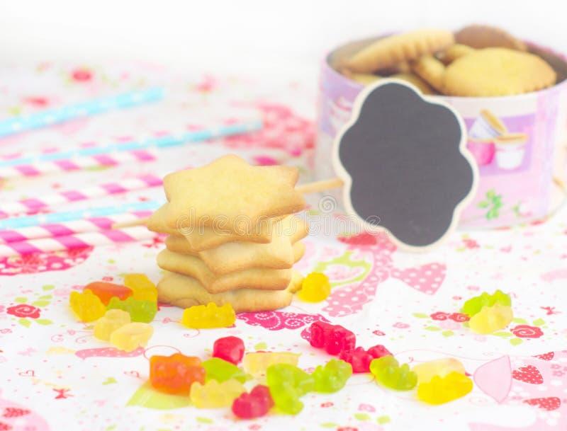 Download Cookies foto de archivo. Imagen de cooking, alimento - 41918436