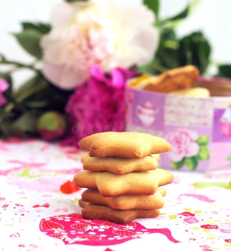 Download Cookies imagen de archivo. Imagen de caramelos, leche - 41918437