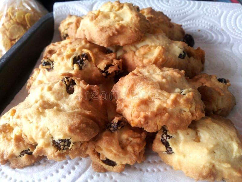 Cookies arkivfoton
