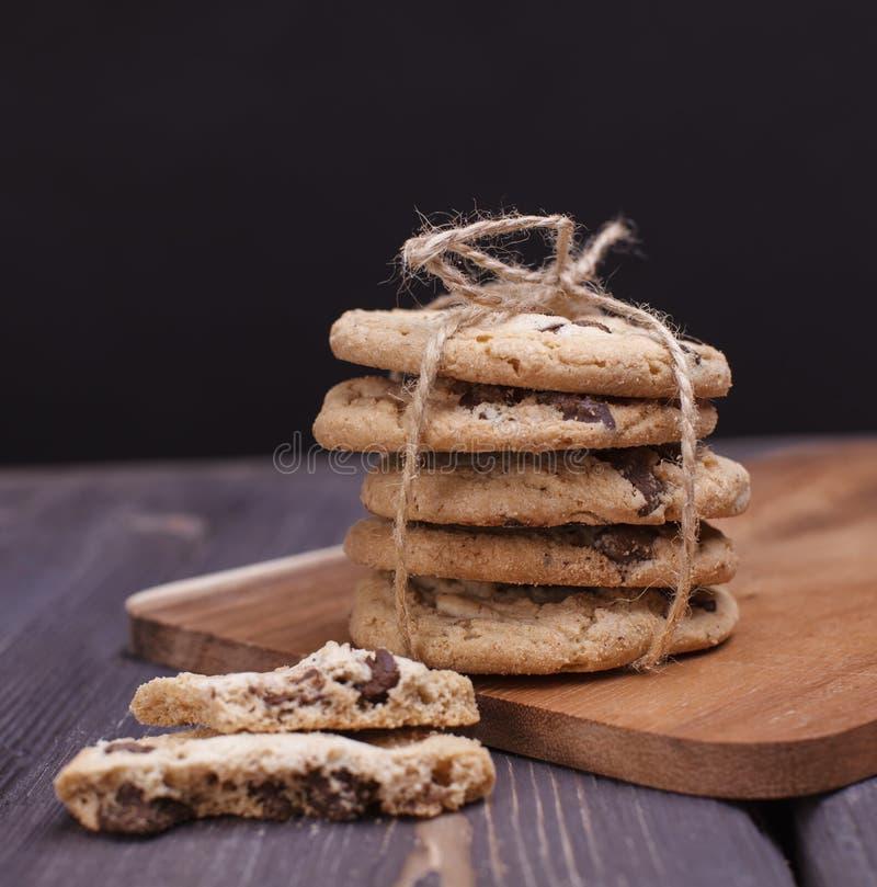 Cookies fotografía de archivo libre de regalías