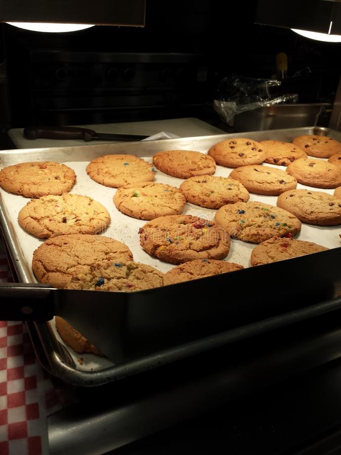 Cookies royalty-vrije stock foto's