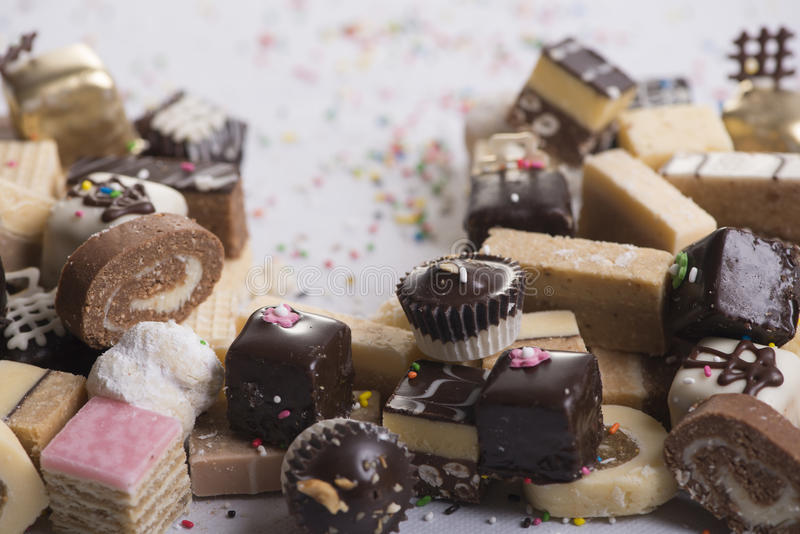 Cookies fotografering för bildbyråer