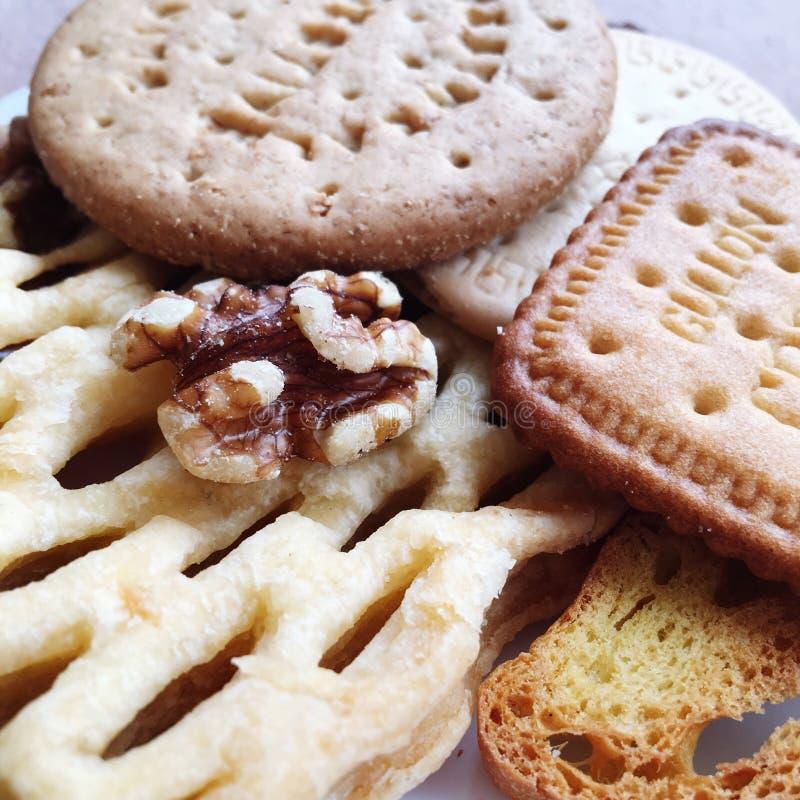 Cookies stock afbeeldingen