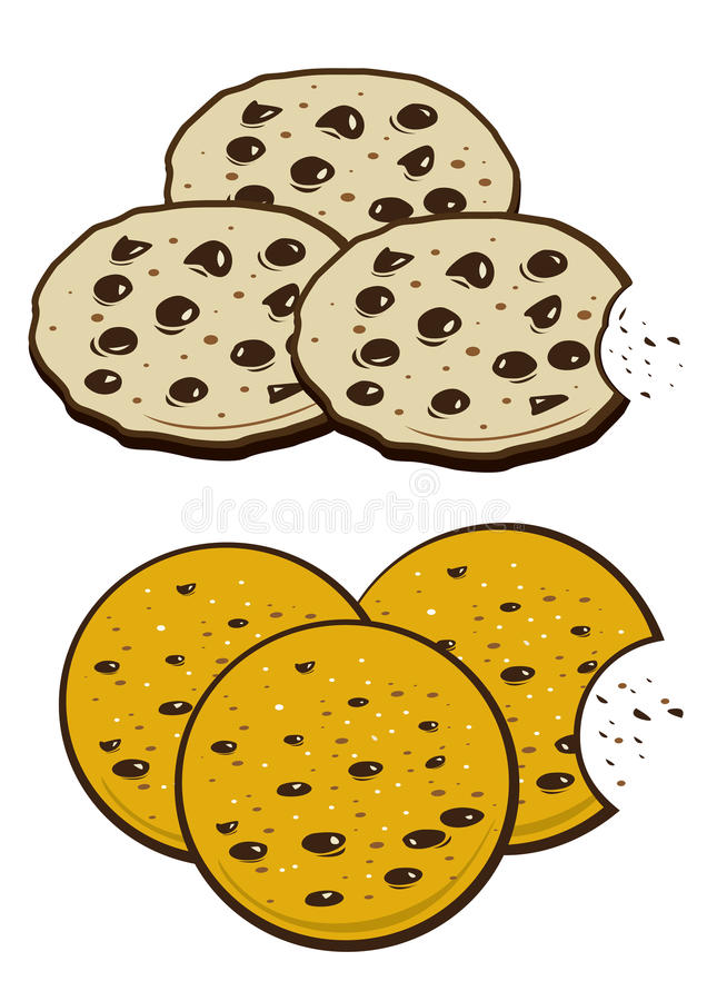 Free Cookies Biscuits Stock Photography - 57351002