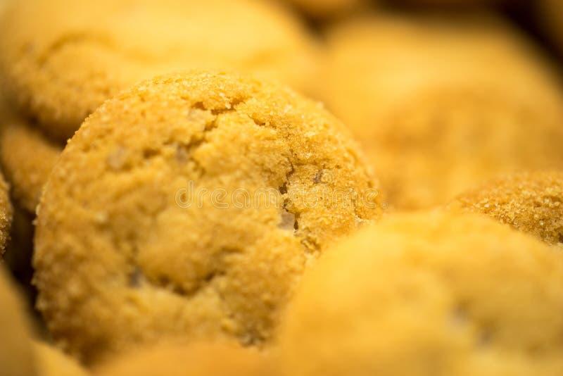 Cookies Closeup royalty free stock photo