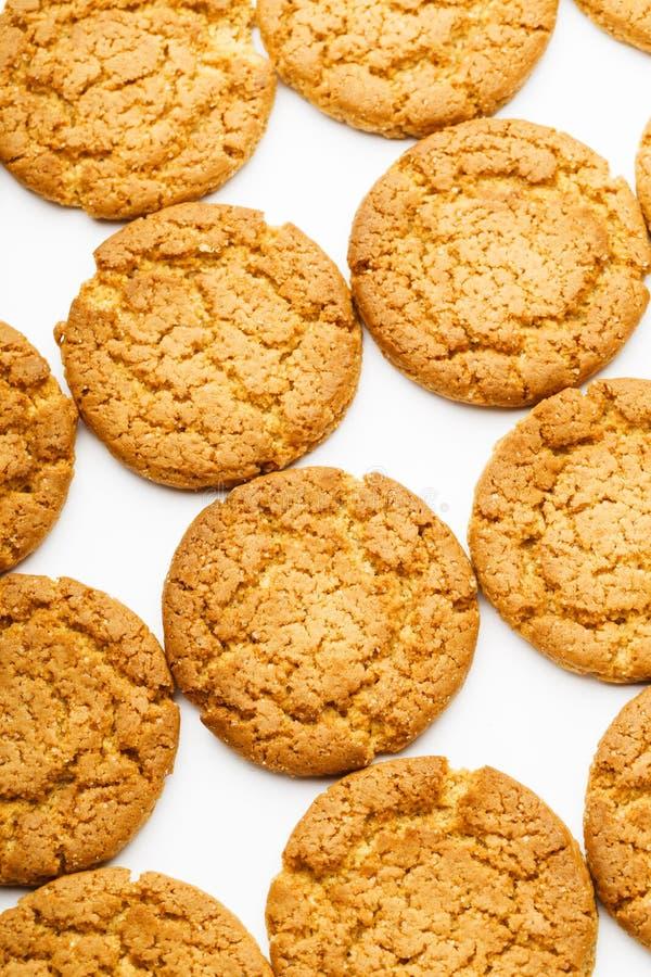 Cookies cozidas fotos de stock royalty free