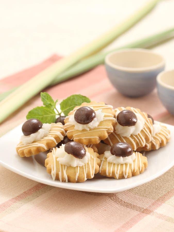 Download Cookies stock image. Image of cookie, butter, cream, baking - 30633419