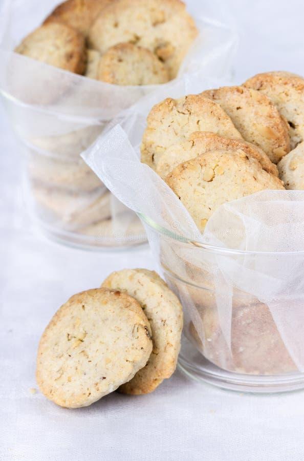 Cookies da porca fotografia de stock