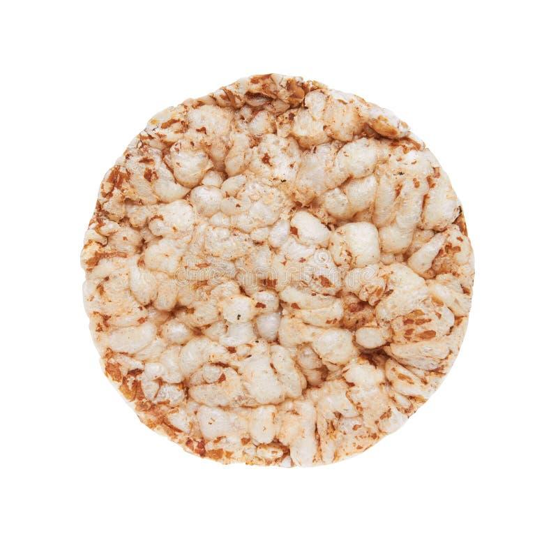 Cookies do arroz imagem de stock