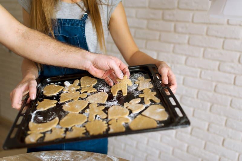Cookies do gengibre - animais fotos de stock royalty free