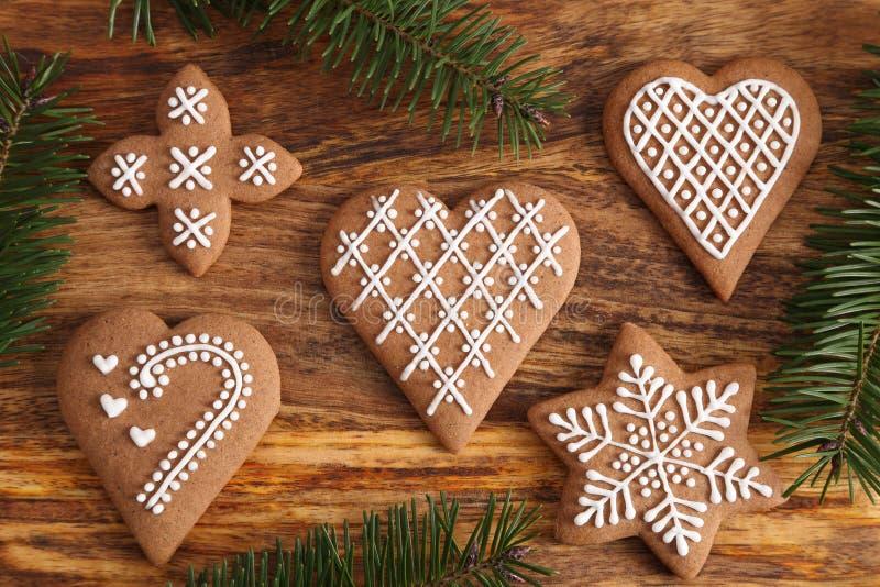 Cookies do p?o-de-esp?cie fotografia de stock royalty free