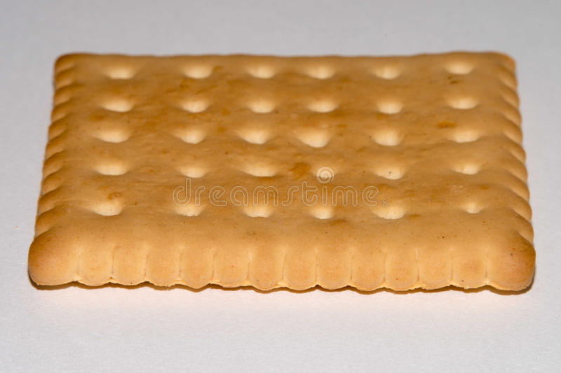 Cookies isolated on a white background. royalty free stock photo