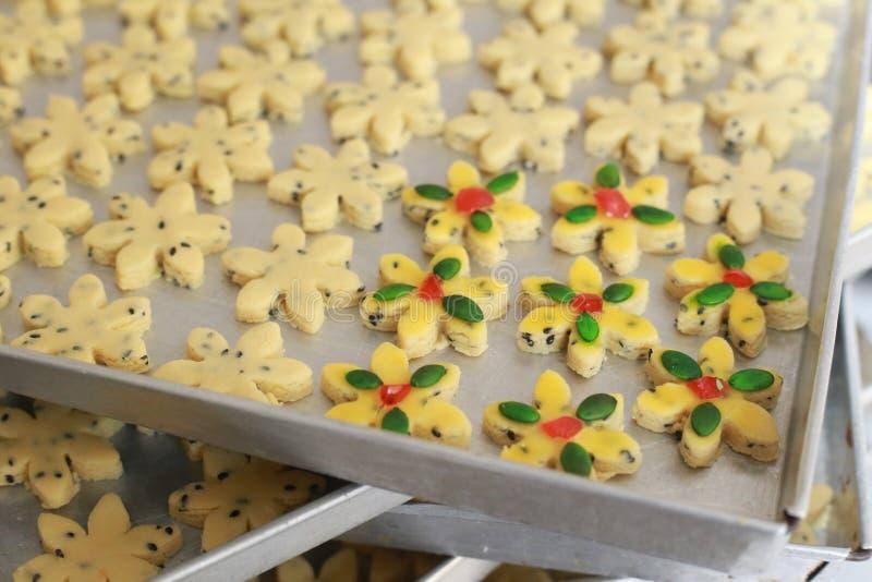 Cookies para Eid Mubarak foto de stock