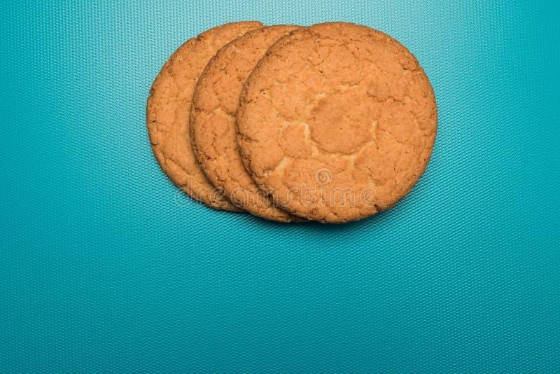 Cookies studio image. Sugar Cookies. royalty free stock photo