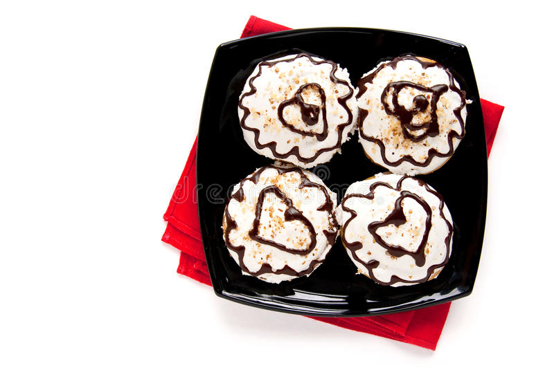 Download Cookies For Valentine's Day Stock Photo - Image: 24473820
