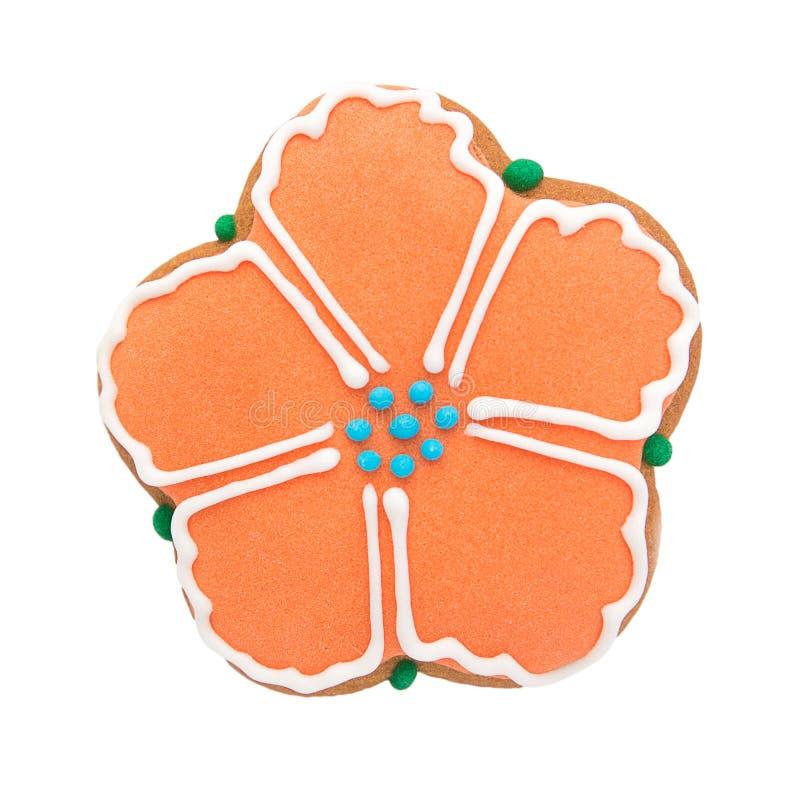 Cookies vitrificadas imagens de stock royalty free