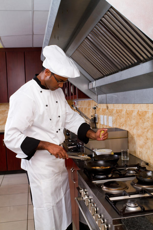 Download Cooking stock image. Image of portrait, business, concentrate - 14985317