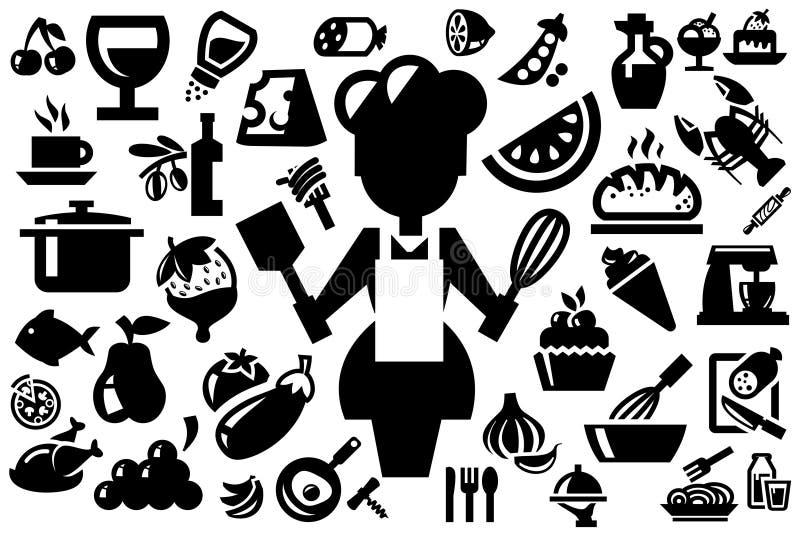 cooking vector illustratie