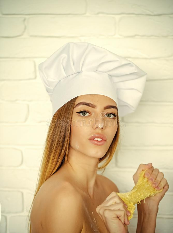 Cooking and baking royalty free stock image