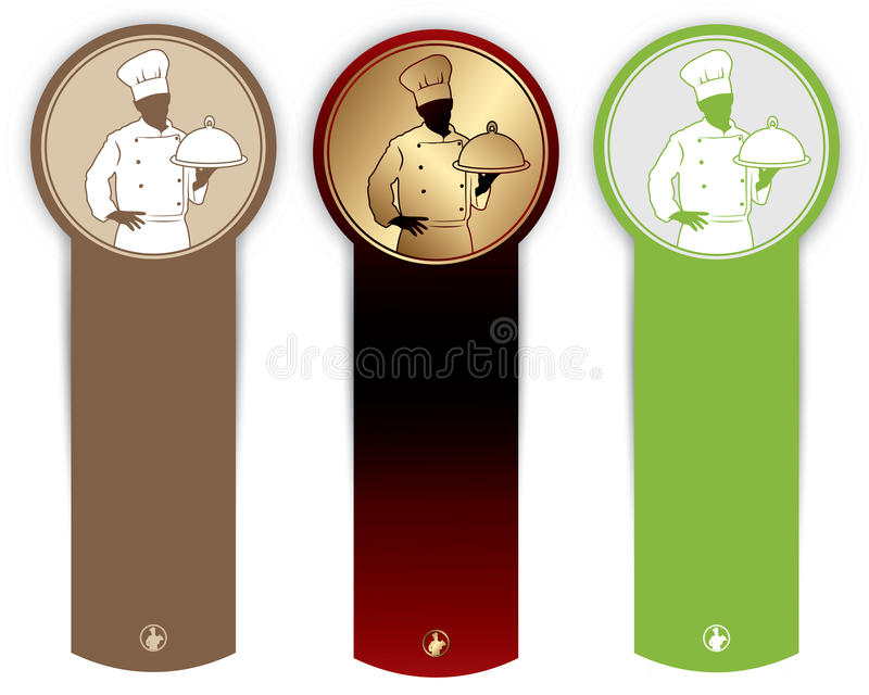 Cooking Banner Royalty Free Stock Images