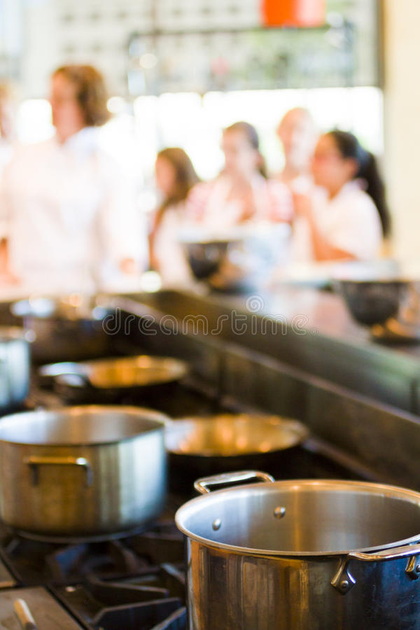 how to teach a cooking class for kids