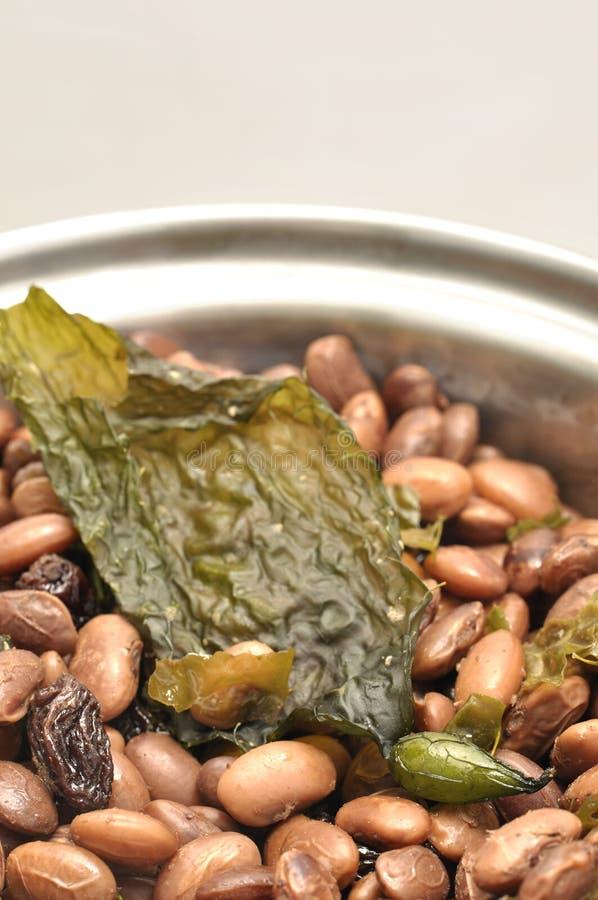 Download Cooking with kelp stock photo. Image of legumes, algae - 23647674