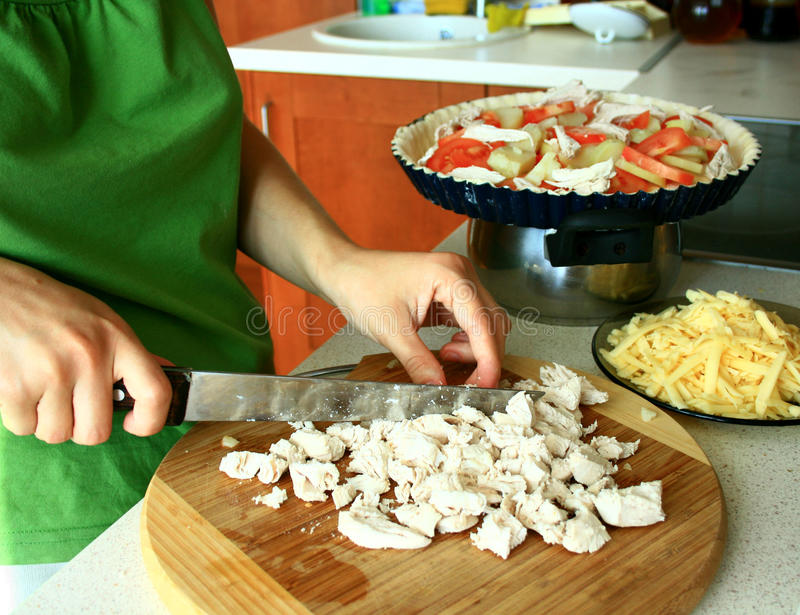 Download Cooking Pie Stock Photos - Image: 9806563