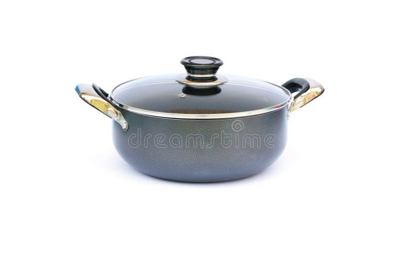 Cooking pot stock photos