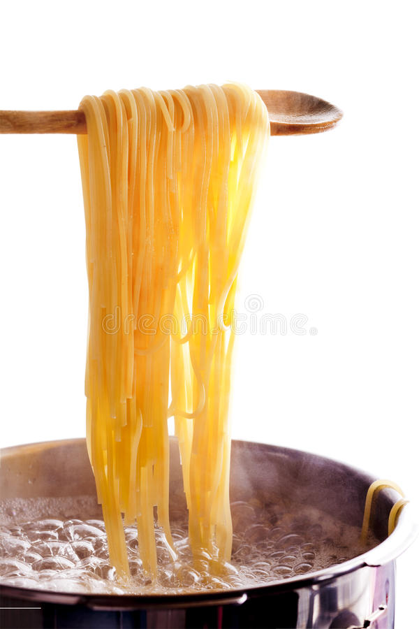Free Cooking Spaghetti Stock Images - 19470044