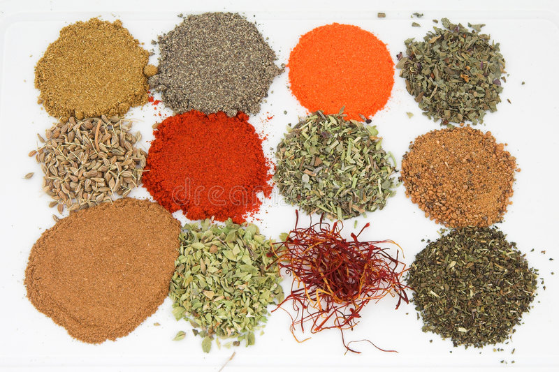 Download Cooking spices stock image. Image of flavour, texture - 2336707